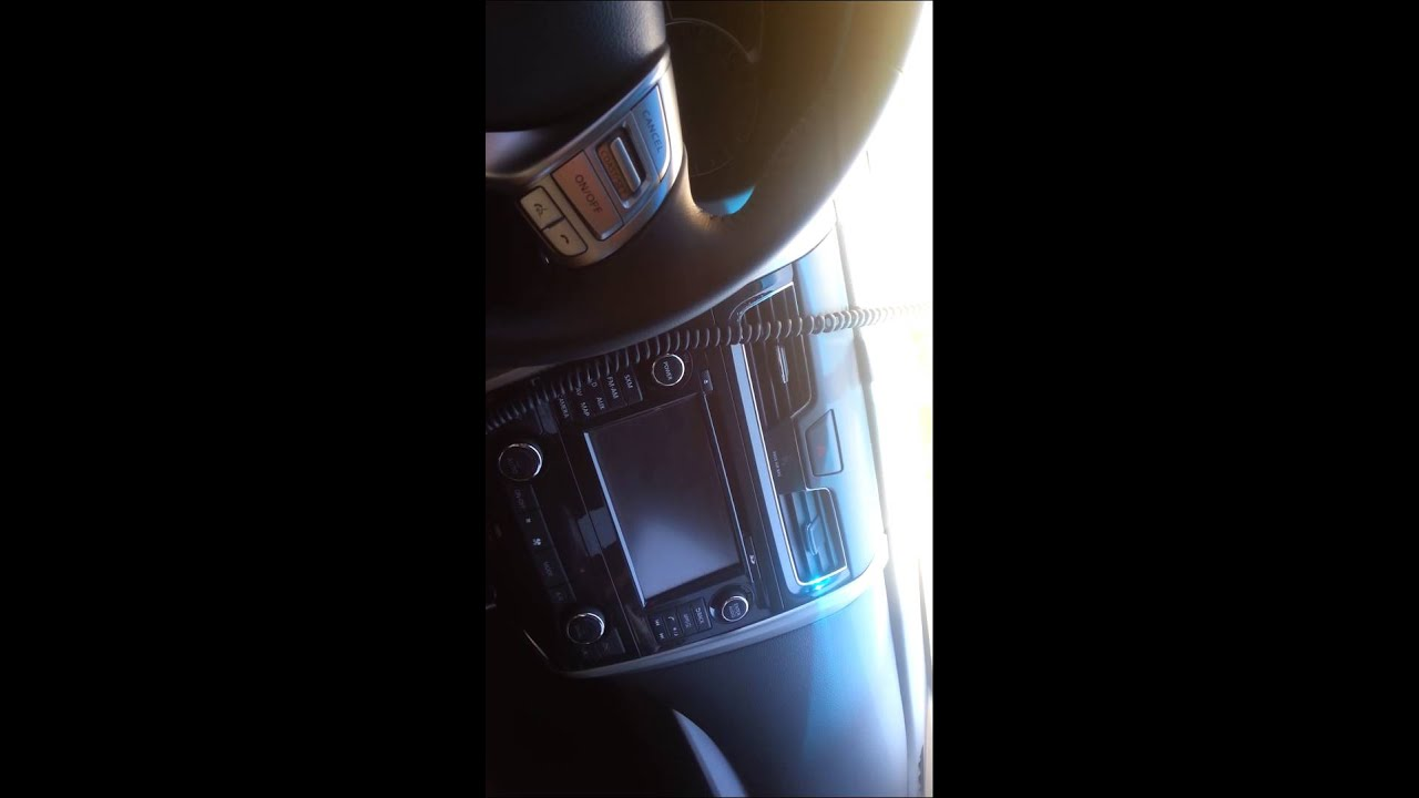2014 Nissan Altima problems (touchscreen)