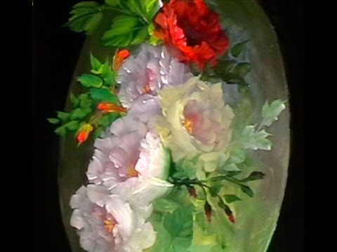 """The Beauty of Oil Painting, Behind the scenes, Episode 5 """"Symphony of Roses"""""""