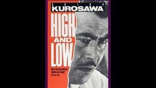 High And Low: a review of Akira Kurosawa's crime drama