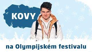KOVY na olympiádě | Olympijský festival v Brně