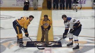 Predators support Hockey Fights Cancer
