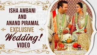 Isha Ambani & Anand Piramal's Complete WEDDING/Marriage Ceremony Inside Video Released