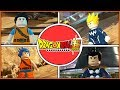 Goku vs. Vegeta! Dragon Ball Z in LEGO Marvel Superheroes 2!