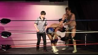 NCWA TV #45 - EBW Heavyweight Championship Iron Man Match - Mark Sanders vs Solid John Green