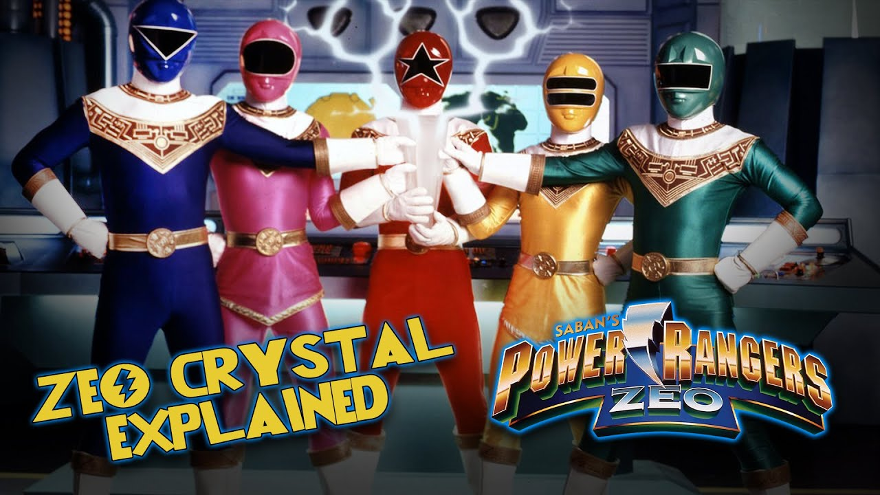 The ZEO CRYSTAL Explained! ORIGINS Revealed!   Power Rangers Explained