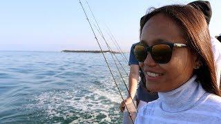 Ocean Fishing - Marina Del Rey, California