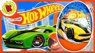Машинки ХОТ ВИЛС. Шоколадные яйца Конфитрейд. Hot Wheels. Cars. Киндер.