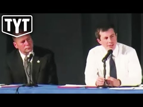 Buttigieg EATEN ALIVE At Town Hall
