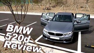 BMW 520d 시승기 ♥ 2018 BMW 5시리즈 리뷰 ( 2018 BMW 5 Series Review ) 소닉 ♥