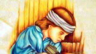 Pintura em Tecido – Como Pintar Cabelo