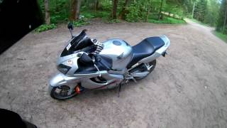 Обычный день мотоциклиста