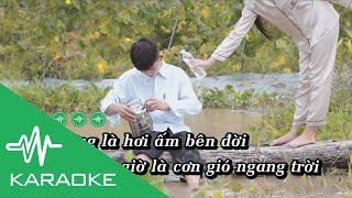 KARAOKE (Beat Gốc) CÔ THẮM KHÔNG VỀ | Phát Hồ x JokeS Bii x Sinike ft. DinhLong | Official Video