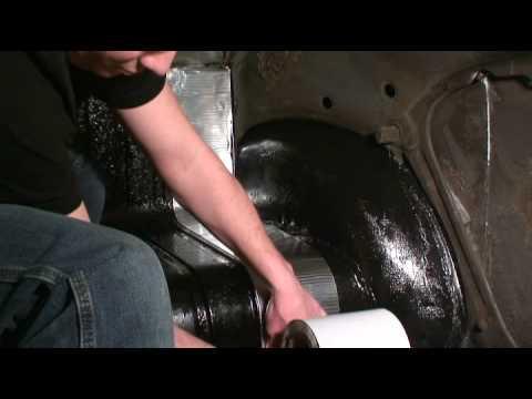 Classic VW Beetle Bug How to Sound Insulate Deadening your Vintage Volkswagen