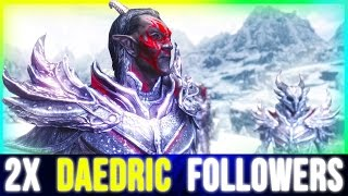 Skyrim Best Follower – 2 Daedric Companion Guide (Best Armor & Weapons)