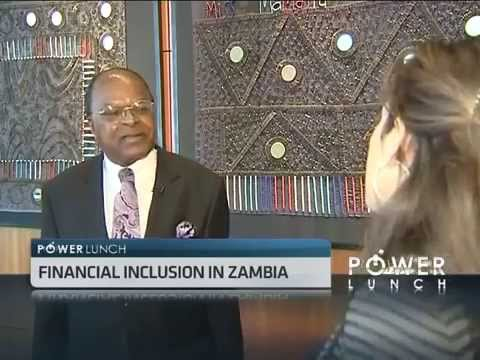 Gov. Gondwe on financial inclusion & development in Zambia, by CNBC