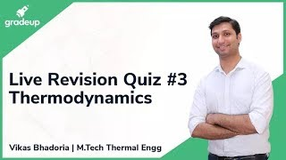 G-19 Revision Plan | Thermodynamics | Live Practice Quiz on 18th December @ 6 PM!