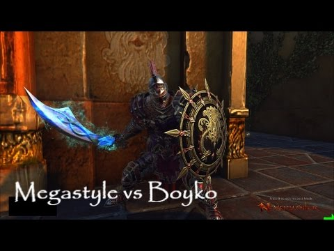 [Neverwinter - PvP] Megastyle (GF) vs Boyka (HR)