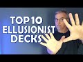 Best Playing Cards TOP 10 - from Ellusionist
