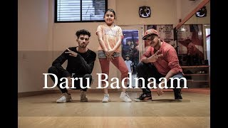 Daru Badnaam | Kamal Kahlon & Param Singh | Dance Choreography By Vijay Akodiya