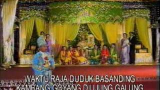 KAMBANG GOYANG - A Gani Samatha - Dangdut Banjar @ Kalimantan Selatan