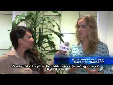 THE VICTORIA TO UYEN : Phỏng vấn nữ tài tử Nina Hoss về phim