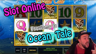 LET'S TRY OUT NOVOMATIC OCEAN TALE