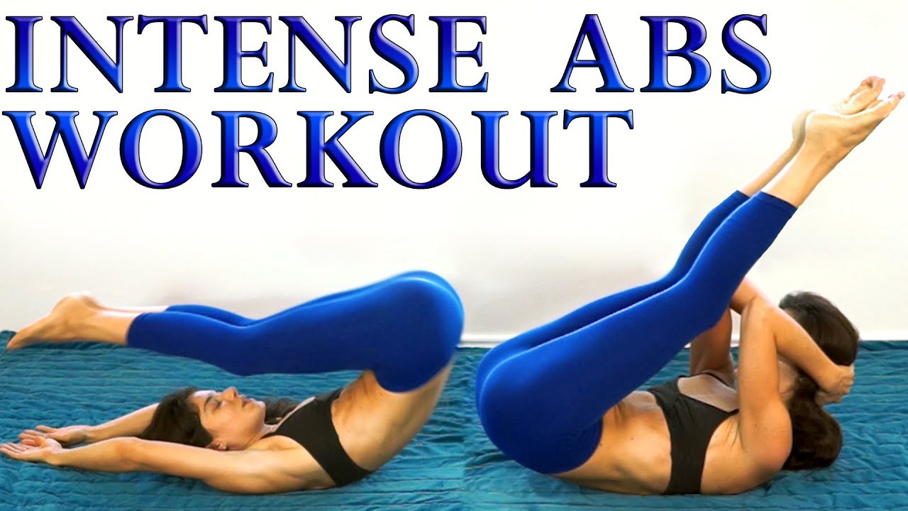 Killer Ab Challenge Intense 20 Minute Extreme Abs At Home Workout For Women