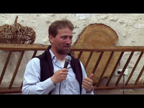 Rencontre de Laurent Guérison à Tours