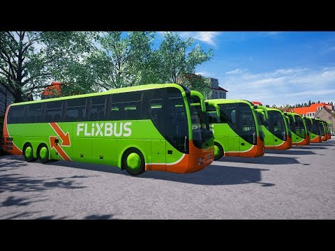 [LIVE🔴] FIRST LOOK - BUS COMPANY SIMULATOR & NEW DLC | Fernbus Simulator Gameplay