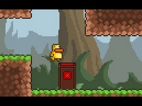 Gravity Duck 3 Level1-45 Walkthrough