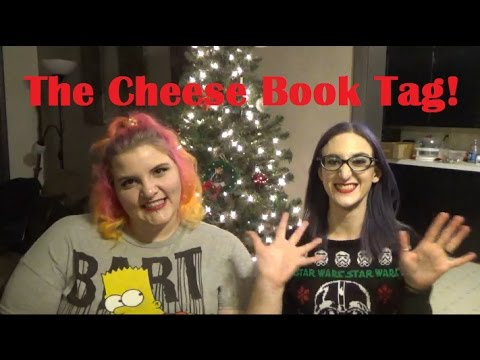 Cheese Book Tag