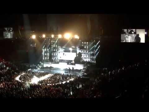 "SAVEMART Center Sundown Heaven Town Tour 2014 Tim McGraw ""The Cowboy in Me"""