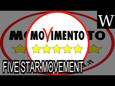 FIVE STAR MOVEMENT - WikiVidi Documentary
