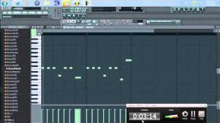 FL STUDIO REGUETON tutorial 1 dj muñeco