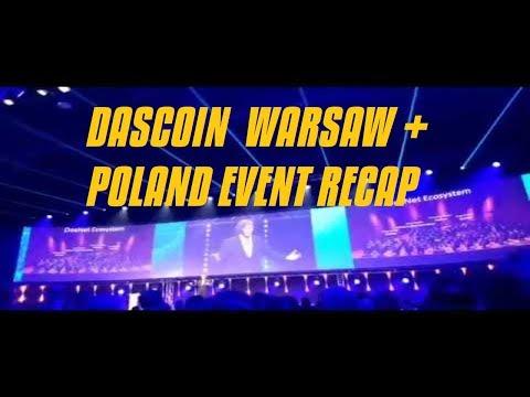 NetLeaders + DasCoin Poland/Warsaw Event Recap