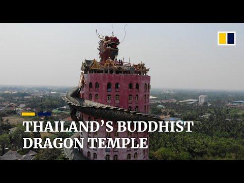 Thailand's Buddhist dragon