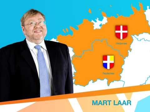 Mart Laar - Valimisringkond nr 4 (Harju- ja Raplamaa)