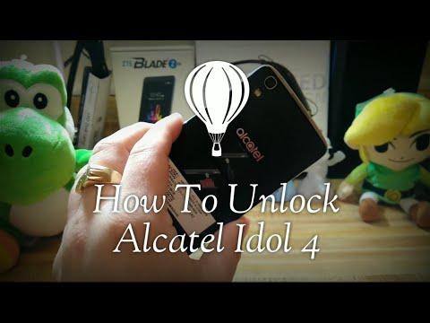 How To Unlock Alcatel Mobile Phone