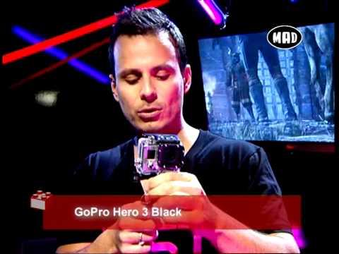 The Last of Us, CM Storm Trigger, GoPro Hero 3 Black, IOS 7 (Games 12.7.13)