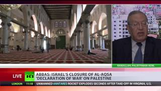 Al-Aqsa Lockdown: Middle East on brink of new Intifada?