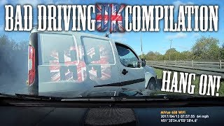 Welcome to the 153rd Bad Driving UK Compilation! Featuring a recent...