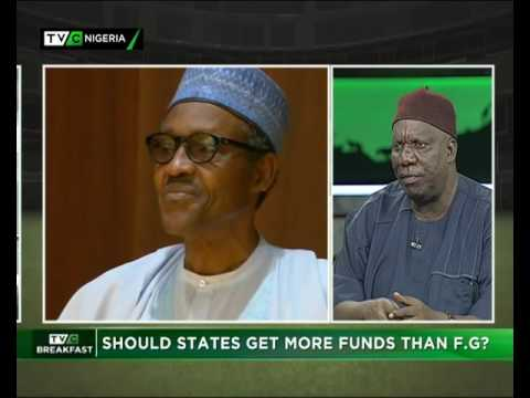 Should States get more funds than Federal Government?