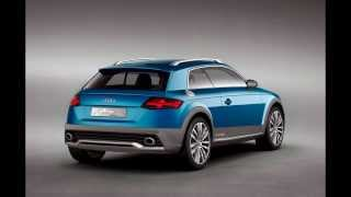 Audi Allroad Shooting Brake Concept 2014 Videos