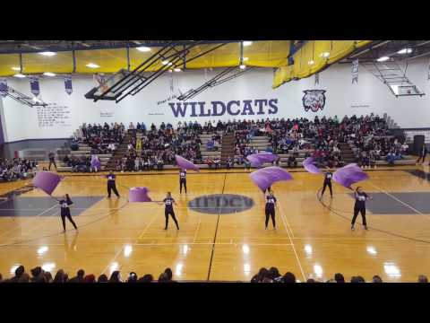 The Greatest by Sia: Green Bay West High School Color Guard