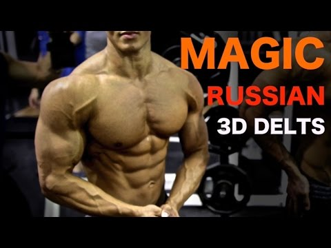 Day in the Life : Magic, Russian 101, and 3D Delts ft. Mr Bubbles