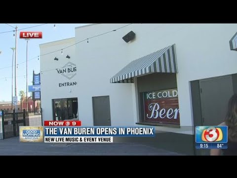New music venue making waves in Phoenix