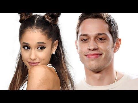 Ariana Grande & Pete Davidson: A Problematic Couple?
