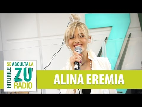 Alina Eremia - I Don't Wanna Live Forever (ZAYN, Taylor Swift) (Live la Radio ZU)