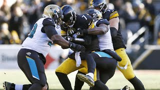 How Jaguars pulled off major upset over Steelers