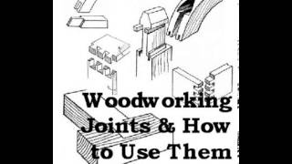 Home Book Review: A Complete Guide To Woodworking Joints; Where  How To Use Them By Lee Overton